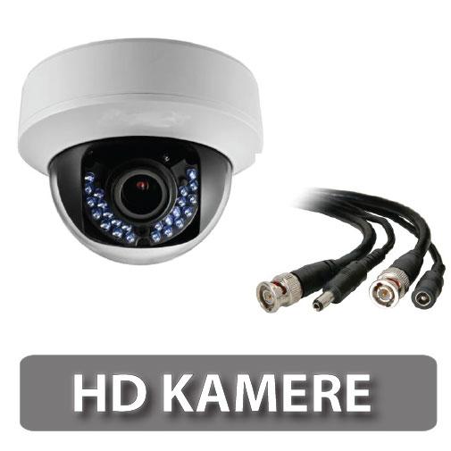 HD kamere