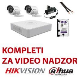 Kompleti za video nadzor